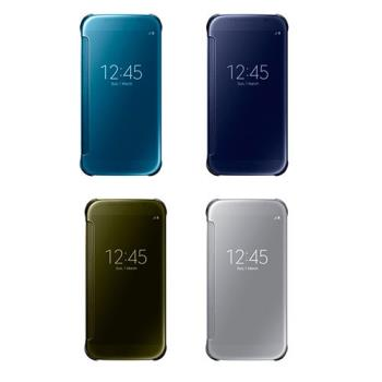SAMSUNG GALAXY S6 Clear View 原廠感應皮套