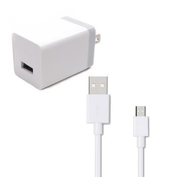 OPPO 全系列 原廠USB傳輸充電線 Micro USB2.0 + 通用旅行充電器 (不支援閃充-裸裝)