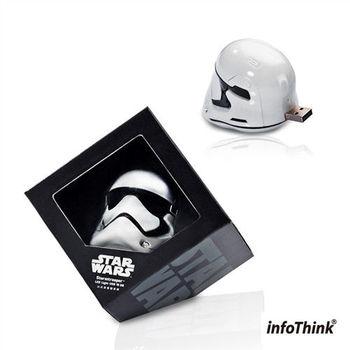InfoThink STARWARS星際大戰 白兵夜燈隨身碟16GB