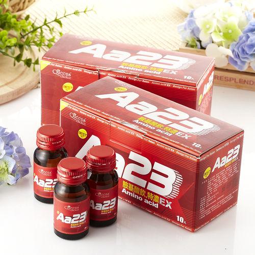 【破盤】Queens choice Aa23特濃胺基酸飲(20瓶)破盤組