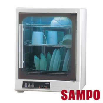 『SAMPO 』☆聲寶三層光觸媒紫外線烘碗機 KB-GD65U/KBGD65U