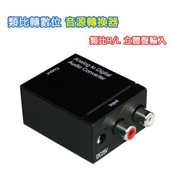 類比轉數位音源轉換器(AD101)