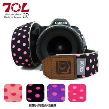 70L COLOR STRAP 彩色相機背帶 可愛圓點系列