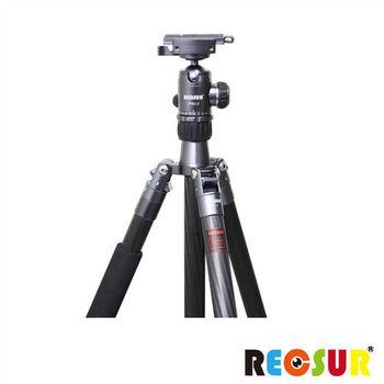 RECSUR 銳攝 PRO-2864CN 四節反折碳纖腳架組 (台腳九號)
