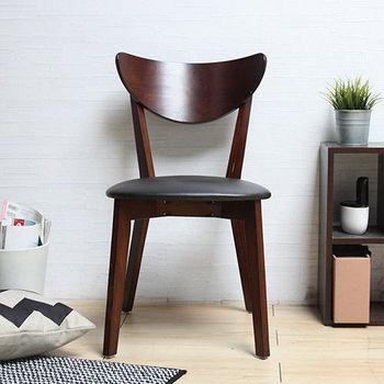 【HD】LAVIN 日式木作餐椅 - 白/綠 /胡桃 三色可選