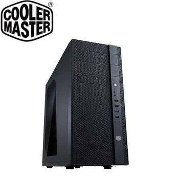 Cooler Master N400 黑化機殼 (透側版) ATX黑化/雙USB3.0