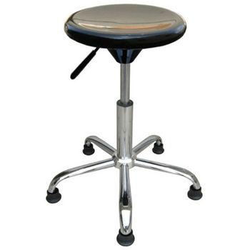 【E-Style】固定腳-吧台椅/工作椅/吧檯椅(三色可選)-1入/組