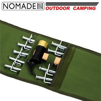 【NOMADE】諾曼得戶外露營便攜式1680D牛津布工具袋