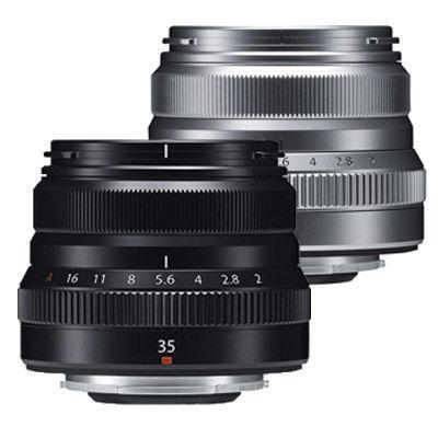 [送UV鏡] FUJIFILM 富士 XF 35mm F2 WR 定焦鏡(35 2,公司貨)