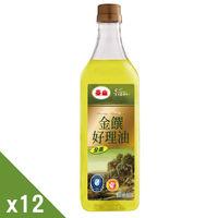 ~泰山~金饌好理油1Lx12