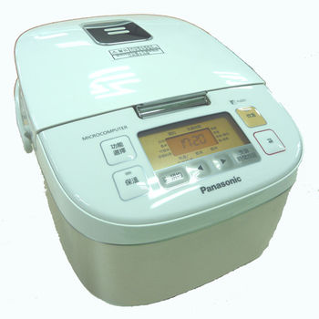 『Panasonic』☆國際 十人份微電腦電子鍋 SR-ZG185