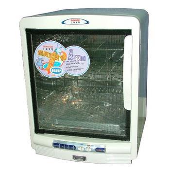 《上豪》 12人份不鏽鋼紫外線烘碗機 (DH-3765)