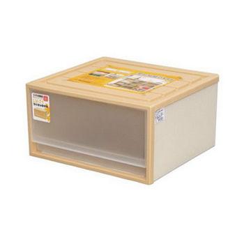 【將將好收納】聚旺單抽式整理箱-20L