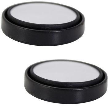 omax 台製360度可迴轉輔助小圓鏡(LY117)-2入