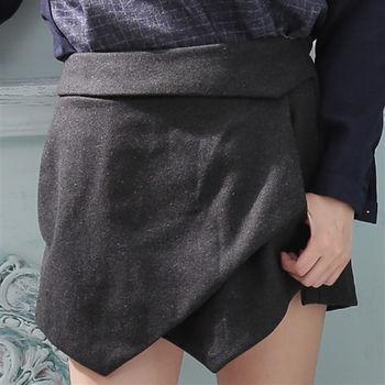 【Stoney.ax】韓冬造型俏皮鬆緊百搭褲裙