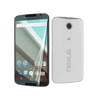 Google  Motorola Nexus 6 高清透明螢幕保護貼