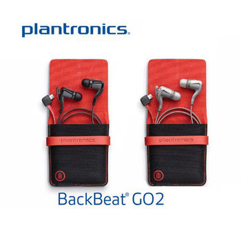 精裝版 Plantronics BackBeat go 2藍牙耳機