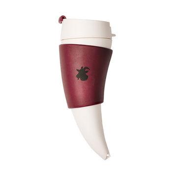 【GOAT STORY】Goat Mug 山羊角咖啡杯 12oz / 350ml - 酒紅