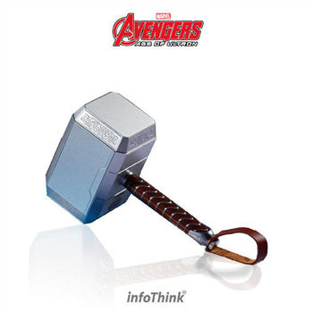 InfoThink 復仇者聯盟2索爾雷神之鎚行動電源 5200mAh
