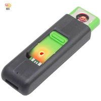 月陽環保USB智能充電防風打火機 2入 ^#40 BS ^#45 801 ^#41