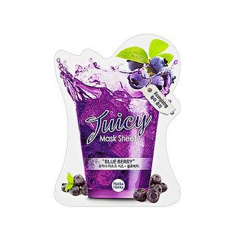 【Holika Holika】 果漾面膜20ml-藍莓