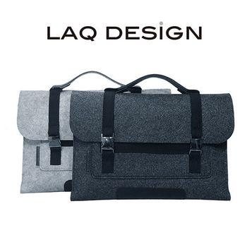 LAQ DESiGN 13吋 筆電/平版 手提羊毛氈包