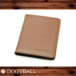 【Dogyball】旅行事仕證件夾 CruiseCase - 城市智慧型配件時尚小物 棕色
