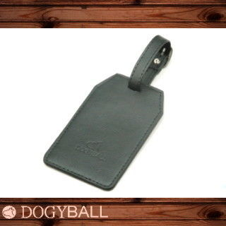 【Dogyball】行李隨箱吊牌 CruiseTag -城市智慧型配件時尚小物 黑色