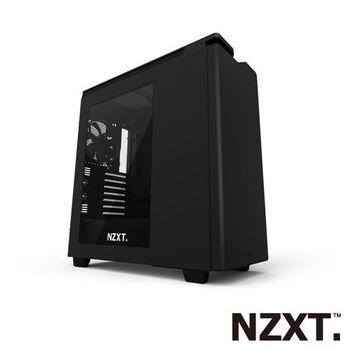 NZXT恩傑 H440 Plus 電腦機殼(消光黑)