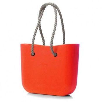 【O Bag】義大利品牌-時尚運動包 -杏桃