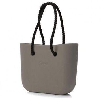【O Bag】義大利品牌-時尚運動包 -岩石灰