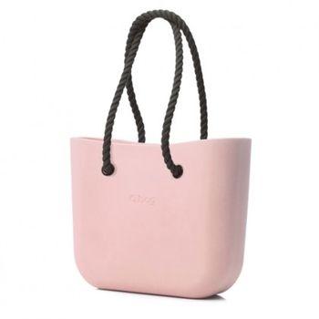 【O Bag】義大利品牌-時尚運動包 - 粉紅