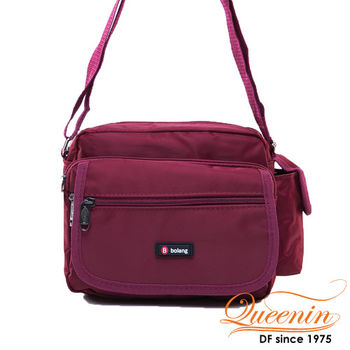 DF Queenin - 經典休閒系機能質感側背包