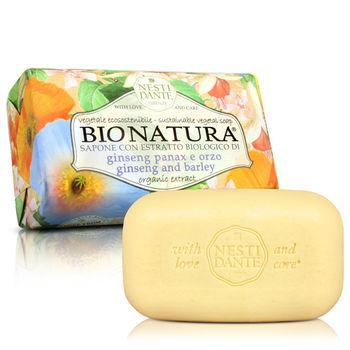 Nesti Dante  義大利手工皂-天然純植系列-純植人蔘大麥皂(250g)*2入