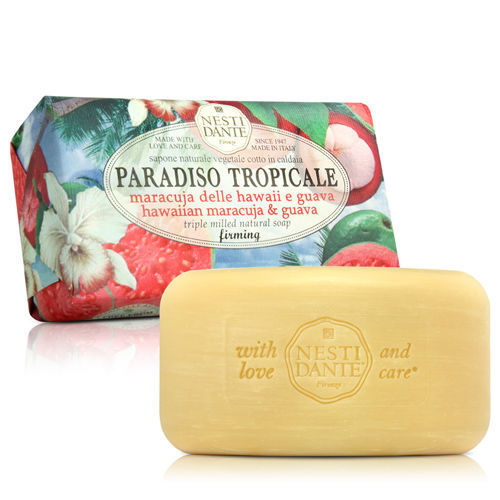 Nesti Dante  義大利手工皂-熱帶天堂系列- 夏威夷(250g)*2入