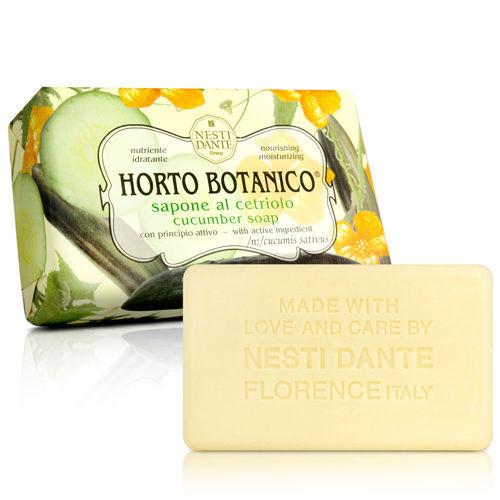Nesti Dante  義大利手工皂-天然纖蔬系列-小黃瓜(250g)*2入