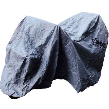 omax蓋方便防水防塵重機車罩(有行李箱款)-2XL