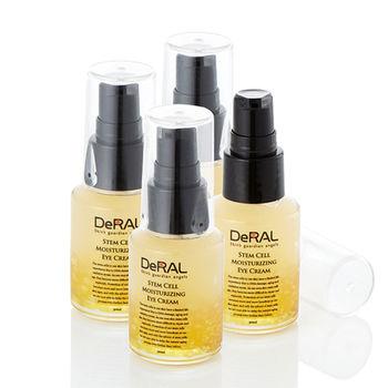 【DERAL】幹細胞賦活眼霜4入組(30MLX4)