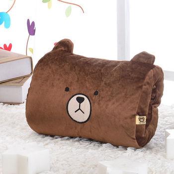 【莫菲思】捷居-湯姆熊專利輕柔軟手枕