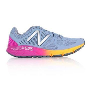 【NEWBALANCE】VAZEE RUSH 女慢跑鞋- NB N字鞋 灰藍紫橘