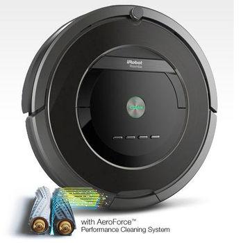 iRobot Roomba 880 AeroForce天王級機器人掃地機