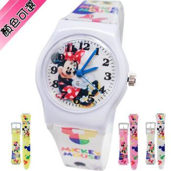 【Disney迪士尼】卡通錶(中) - 俏麗米妮