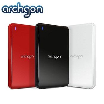 archgon亞齊慷 2.5吋USB3.0 SATA硬碟外接盒7mm-MH-2672-U3