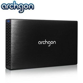 archgon亞齊慷 3.5吋USB 3.0 鋁合金SATA硬碟外接盒-MH-3231-U3V3