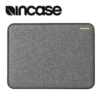 【INCASE】ICON Sleeve with Tensaerlite 15吋 高科技防震筆電保護內袋 (麻灰)