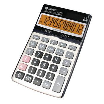 【KINYO】桌上型護眼計算機(KPE-588)