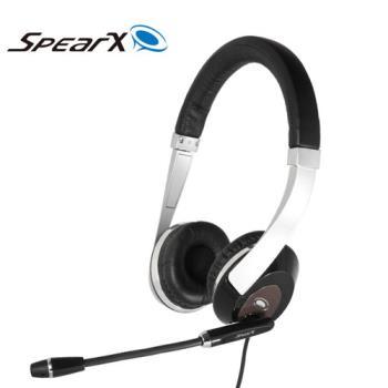 SpearX 城市通訊新選擇 MH-100 多媒體耳機