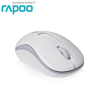Rapoo 雷柏M10 無線光學滑鼠 (黑/白/綠/橘/紅/藍)