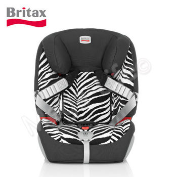 Britax 旗艦成長型汽車安全座椅(斑馬)