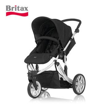Britax-SMART三輪雙向手推車(黑)